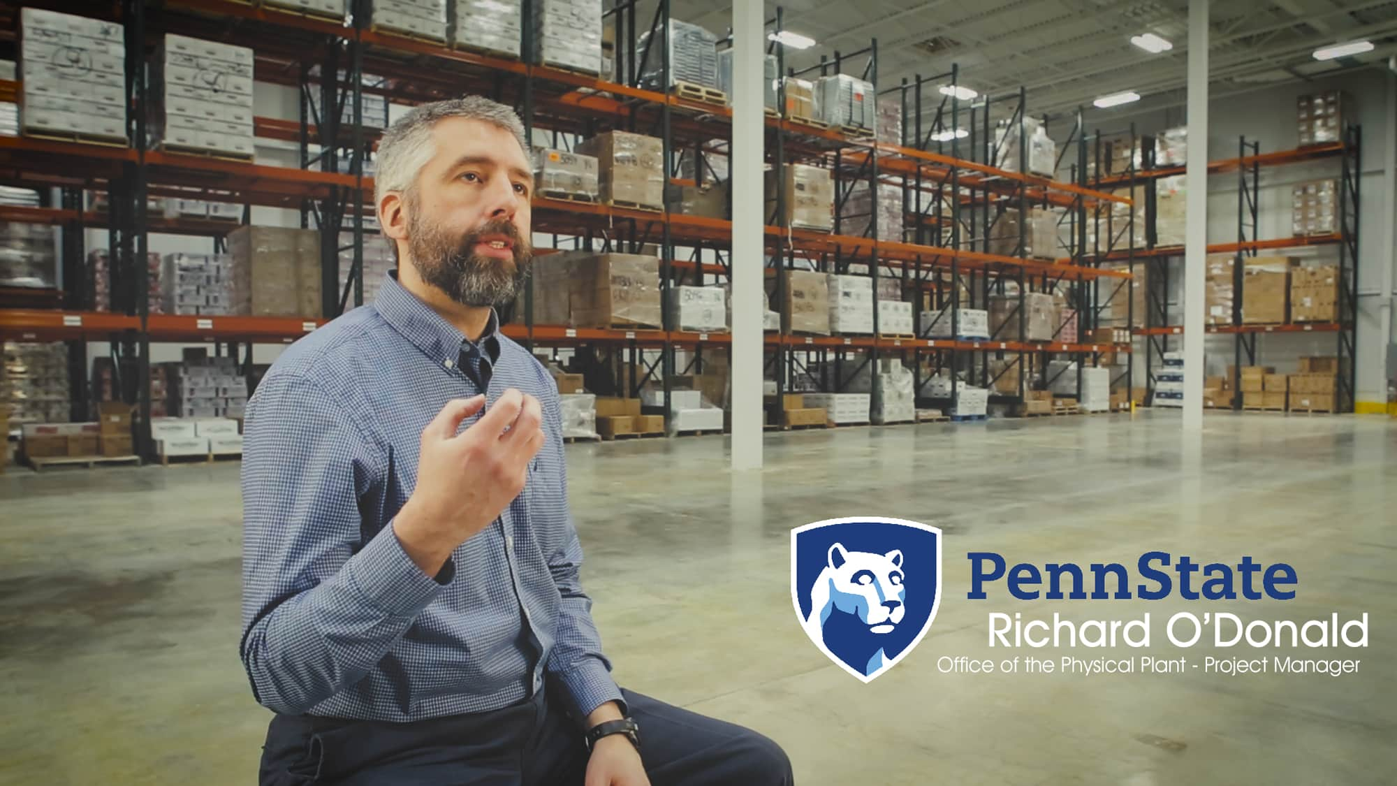 Kinsley Construction at Penn State State College